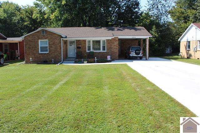 1215 Murray St   Mayfield, KY 42066